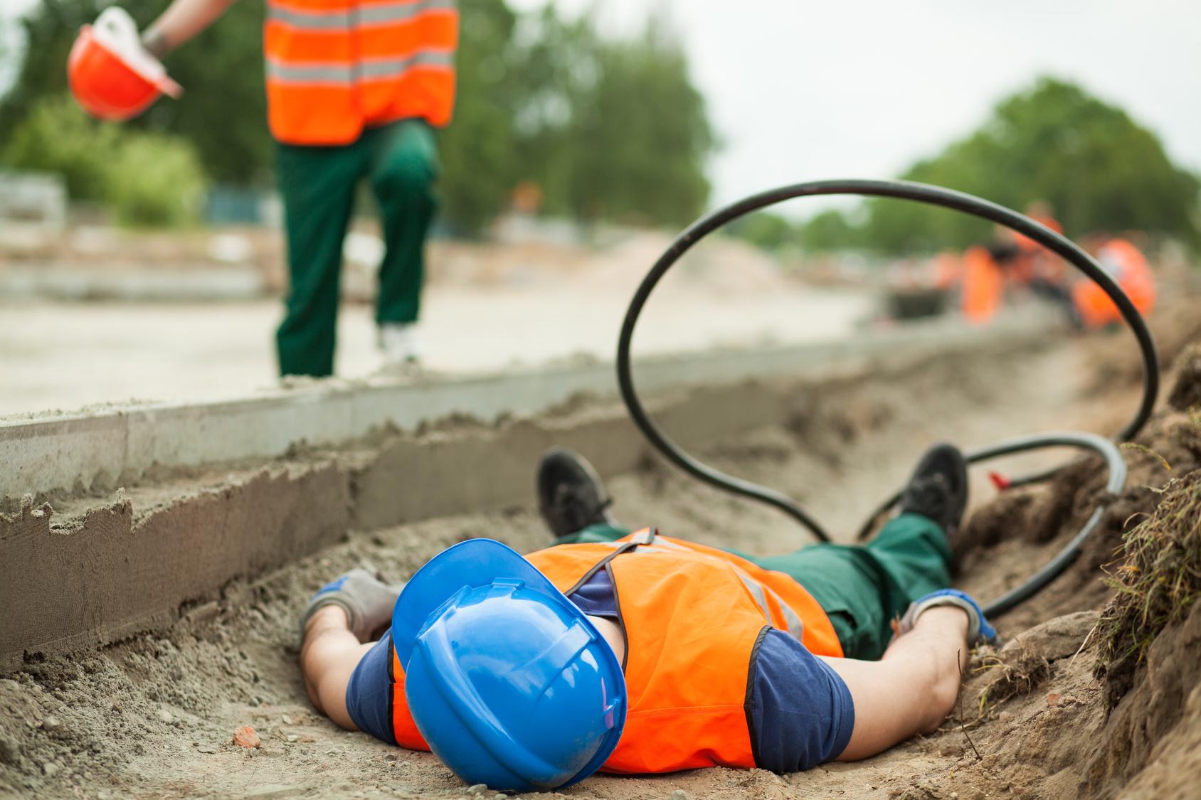 Top 5 gevaarlijkste beroepen letselschade