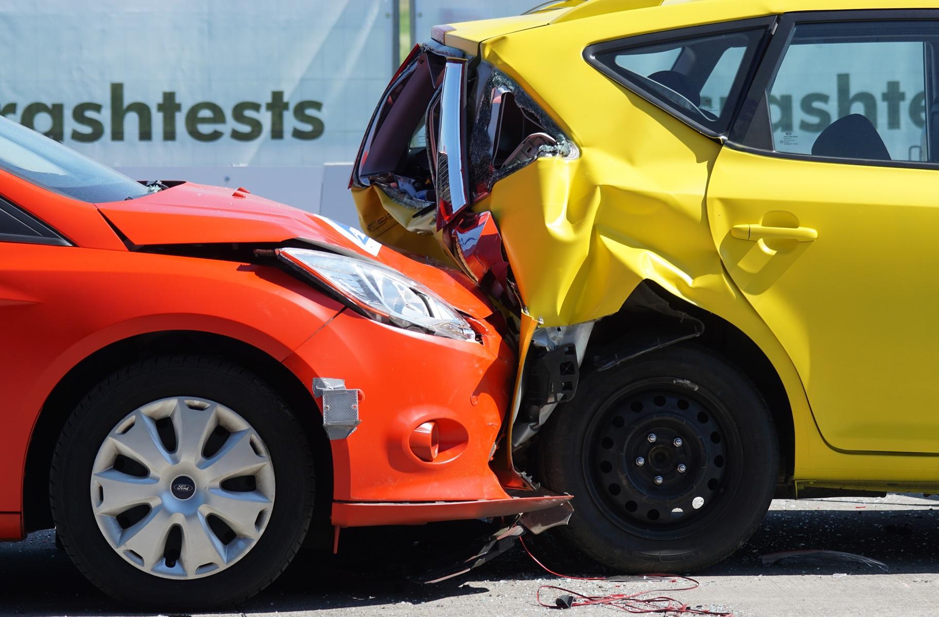 verkeersongeval auto arnhem nijmegen