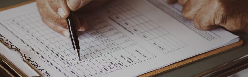 letselschade checklist