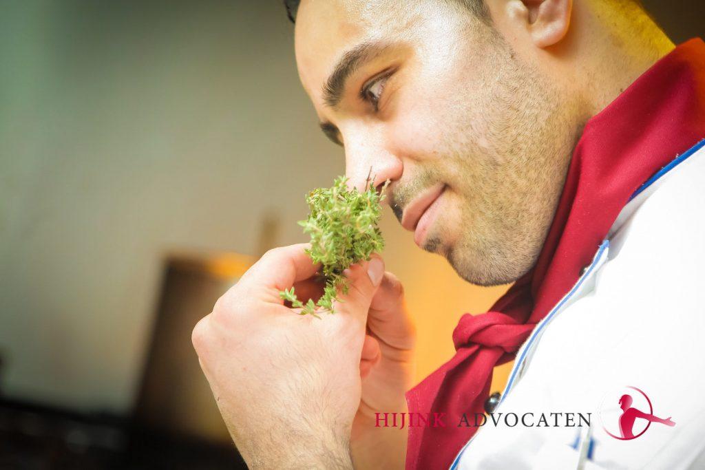 neusletsel schadevergoeding verlies reukvermogen branded