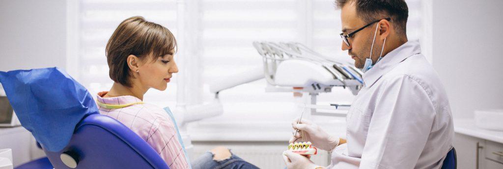 letsel aan tanden of mond