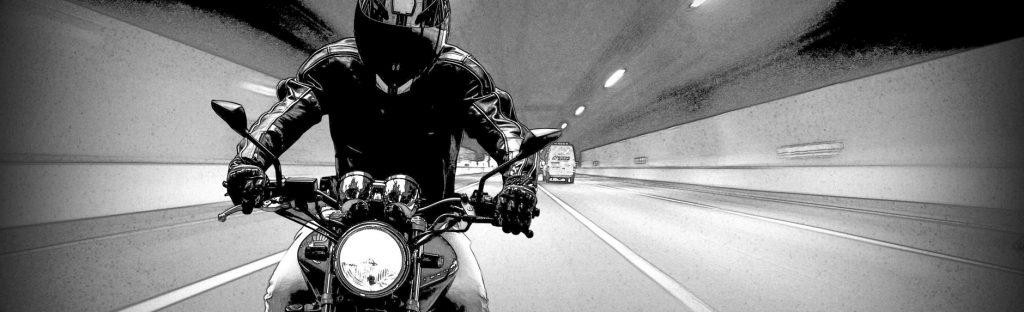 verkeersongeval met motor met letselschade advocaat